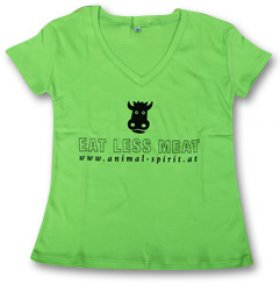 Eat less Meat - T-Shirt