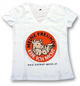 Meine Freunde ess' ich nicht - T-Shirt